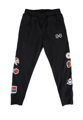 Under Armour black UA Boys PERF Pants D414FKAC5B49EAGS_1