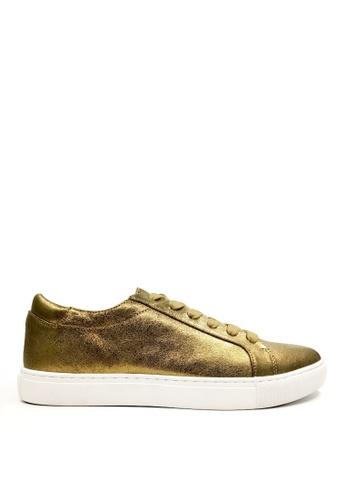 Kenneth Cole New York gold KAM Ladies - Fashion Sneaker KE615SH0SZGHMY_1