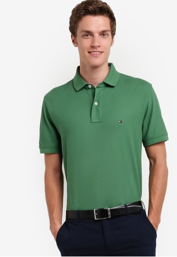 Tommy Hilfiger 50/2 PERFORMANCE POLO S/S RF TO729AA06YURSG_1
