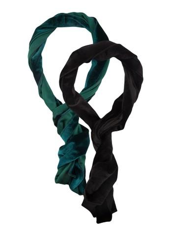 二入絲絨感領巾, 飾品配件, 尖沙咀 esprit披肩