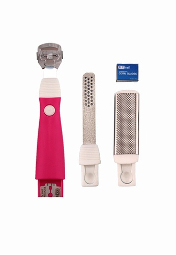 Pretty2u Pedicure Shaver Set PR716BE66QKZMY_1