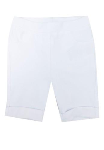 LC Waikiki white Girl's Cotton Shorts 6BB2CKAF979921GS_1