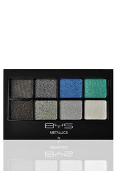 Metallic Eyeshadow - 8 pallet