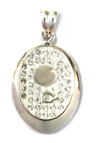 Venice Jewelry silver Cleo P's Pendant VE564AC12PQLPH_1
