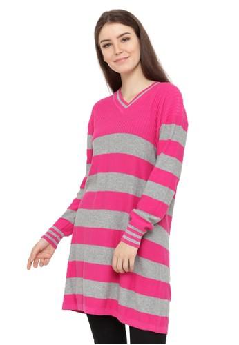 Zena Namira Arnalda Pink - Pink Komb - JAVA SEVEN fdc5dc077f
