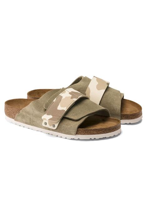 Birkenstock Kyoto Desert Suede Sandals