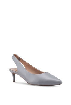 31cfef7502 Carlton London Pointed Sling Back Heels S$ 81.90. Sizes 36 37 38 39
