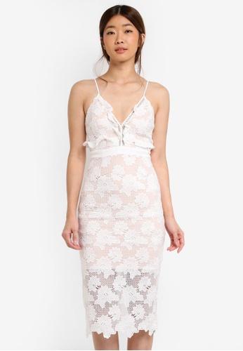Bardot white Vienna Dress BA332AA0STADMY_1