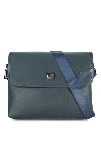 Swiss Polo blue Swiss Polo Bag SW912AC19GYQMY_1