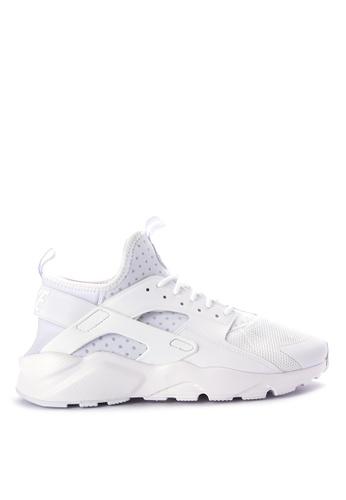 nike white nike air huarache run ultra mens shoes ni126sh0k8c3ph1