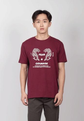 Hi Style Graphic Short Sleeve T-Shirt 2ECE5AA801BBB6GS_1