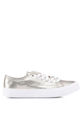 Vero Moda gold Fab Sneaker AD995SHC353D13GS_1