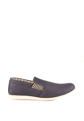 Dr. Kevin navy Dr. Kevin Men Casual Shoes 13195 - Navy DR982SH0U9J0ID_1