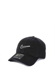 fa63ed6a6b1cd Nike black Unisex Nike Sportswear Essentials Heritage86 Cap  9BAE8AC2AD57A5GS 1