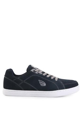 Homypro navy Thomson 02 Sneakers HO843SH44JDRID_1