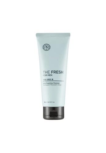 THE FACE SHOP The Fresh For Men Mild Foaming Cleanser F41B6BECE1D37FGS_1