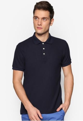 基本款短袖 POLO 衫, 服飾esprit outlet hong kong, Polo衫