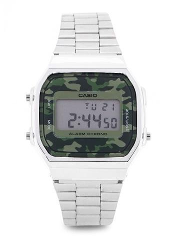dd3ddab95 Shop Casio Casio Digital Watch A168WEC-3D Online on ZALORA Philippines