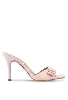 c224fc36057 Heatwave pink High Heeled Mules F2372SHD7378AAGS 1