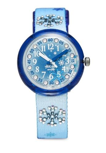 Flik Flak blue Frozilicious Watch 4488EKC3D3FCEDGS_1