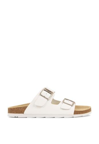 ROC Boots Australia white Bermuda White Sandal RO289SH54BPPSG_1