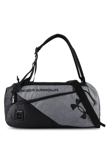 Under Armour grey Contain Duo Duffle Bag 22195ACCA032B8GS_1
