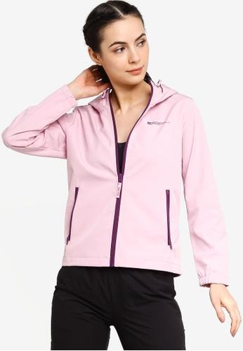 361° pink Cross Training Hooded Jacket B4B74AADC2B3FDGS_1