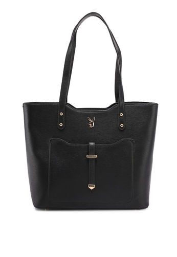 15a31c7d3c7e Buy PLAYBOY BUNNY Playboy Bunny Ladies Handbag Online on ZALORA ...