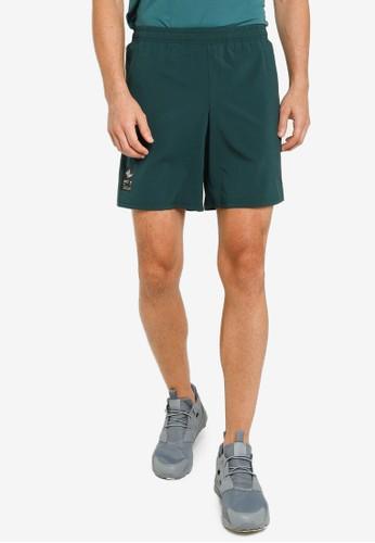 Anta green Cross Training Shorts D630BAA529FDB8GS_1