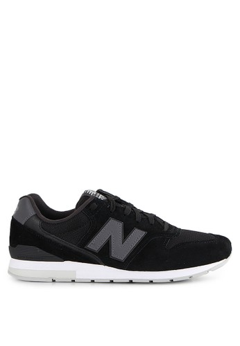 New Balance black 996 Classic Pack Lifestyle Sneakers NE382SH58FRPID_1