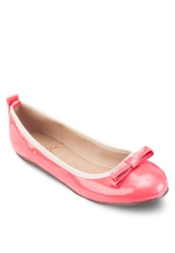 Bow esprit門市Lined Flats, 女鞋, 鞋