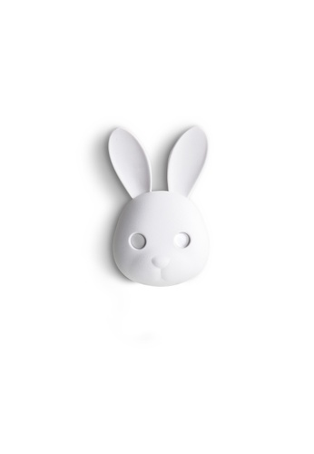 Qualy Qualy Bella Bunny Key Holder E55F7HL1A3CDF3GS_1