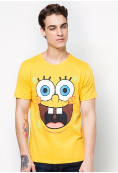 Spongebob Face T-Shirt