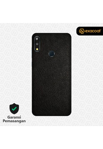Exacoat Asus Zenfone Max Pro M2 3M Skins Leather Black - Cut Only 09620ESED8BD0FGS_1