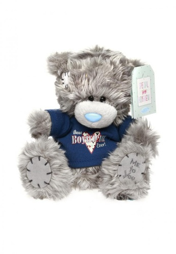 Her Jewellery Me to You Plush Toys - 7″ Tatty Teddy – Best Boyfriend Ever 428D1TH7FC4E05GS_1