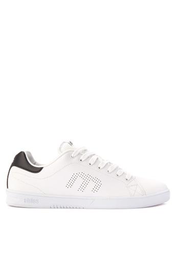 Etnies white Callicut Ls Sneakers 0ECA9SHE3FA208GS_1