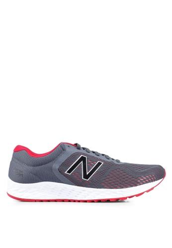 New Balance grey Arishi V2 Fresh Foam Shoes 7A23CSH589CBDFGS_1