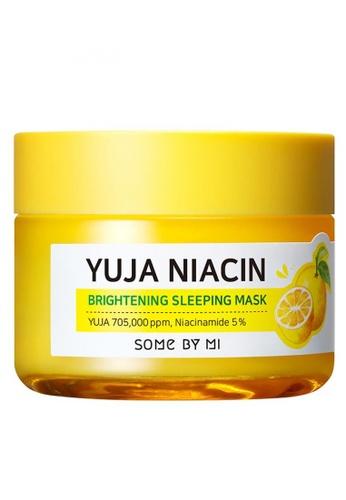 SOMEBYMI Somebymi Yuja Niacin 30 Days Miracle Brightening Sleeping Mask 60g CA855BE12BAD54GS_1