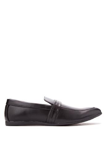 H2Ocean black Faustano Formal Shoes H2527SH96CNBPH_1