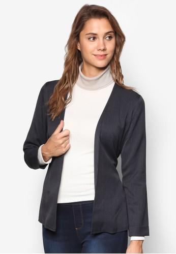 細條紋外套、 服飾、 外套DorothyPerkins細條紋外套最新折價