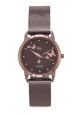 GO brown Envole-Moi Mini Watch 854F3ACA718135GS_1
