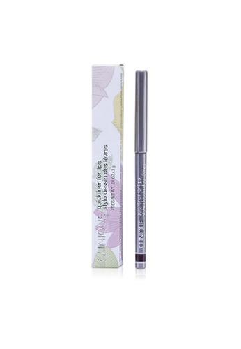 CLINIQUE CLINIQUE - Quickliner For Lips - 07 Plummy 0.3g/0.01oz 5B726BE126E69DGS_1
