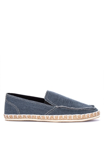 Frassino Collezione blue Casual Slip on Espadrilles A8377SH576564FGS_1