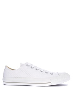 Converse white Chuck Taylor All Star Perforated Canvas 05818SH6D8EB58GS_1