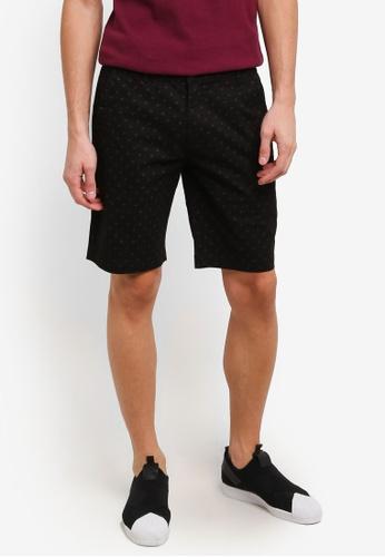 Marc & Giselle black Bermuda Shorts MA188AA0RTKRMY_1