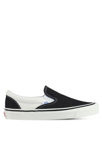 VANS black Slip-On 98 DX Anaheim Factory VA142SH0SWNRMY_1