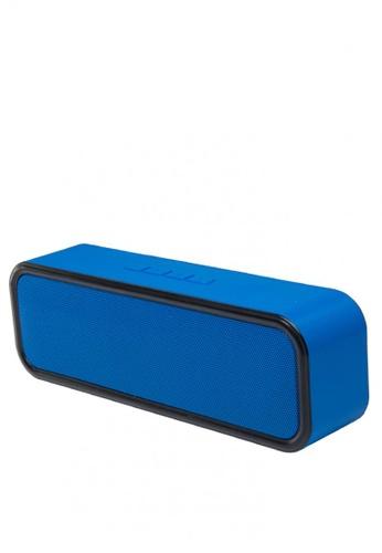 Stylebox blue JC-202 High Quality Portable Bluetooth Speaker 0BC1AAC3783F56GS_1