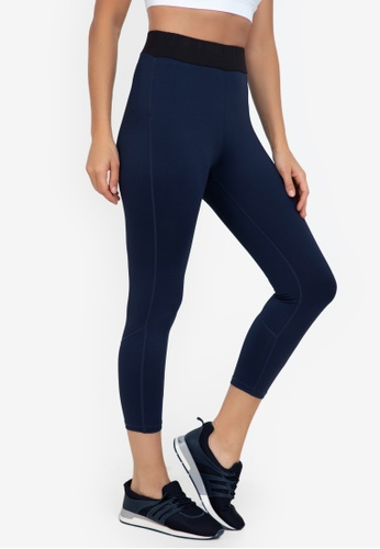 ZALORA ACTIVE multi 3/4 High Waisted Sports Tights 6D162AA18583D7GS_1