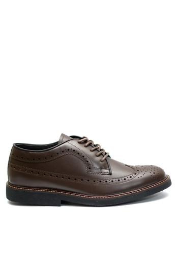 Toods Footwear brown Toods Footwear Longwing - Cokelat TO932SH54QIJID_1