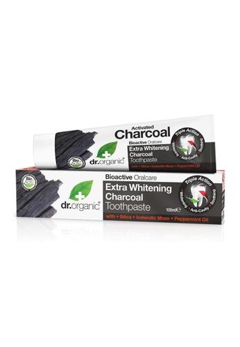 Holland & Barrett Dr Organic Charcoal Toothpaste 100ml E2AE3ES1941584GS_1